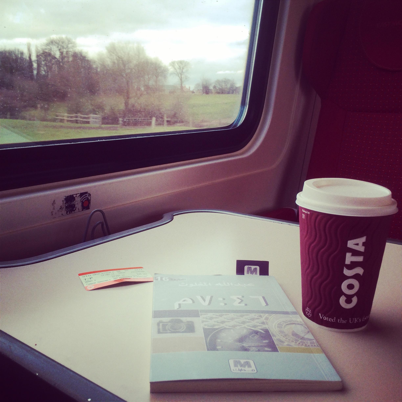 طريقة القطارات في بريطانيا Trains in UK