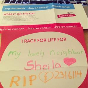 Race for life سباق من أجل الحياة