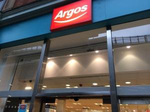 كيف تطلب من متجر Argos البريطاني؟