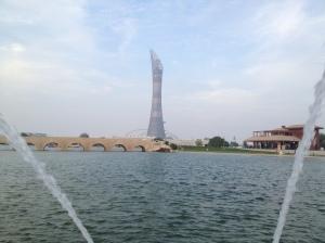 حديقة اسباير في قطر Aspire park in Qatar