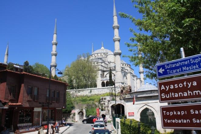 Hagia Sophia Museum جولة في متحف آيا صوفيا